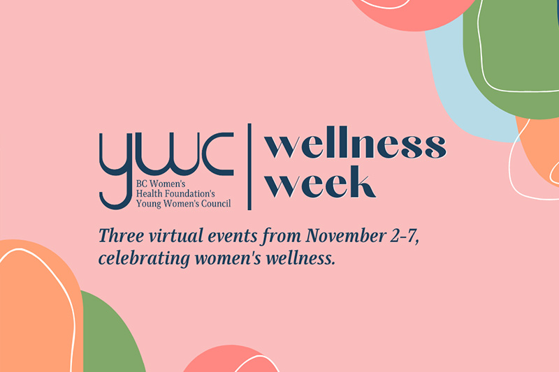 BC Women's Health Foundation Wellness Week